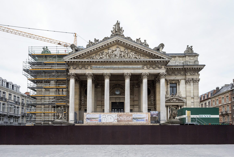 20372 001 Stad Brussel – Beurs 001