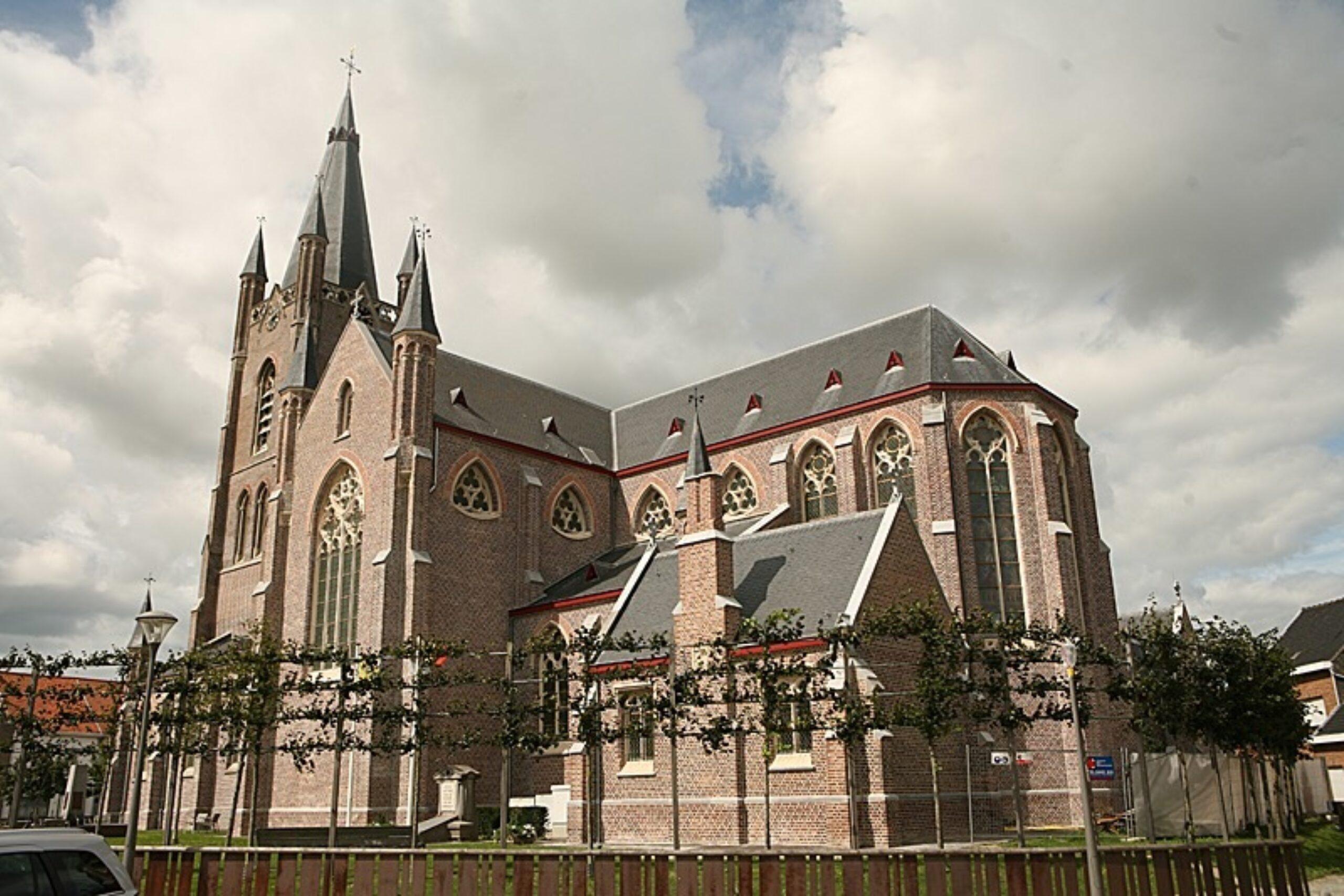 "20306 200 Stad Antwerpen €"" Sint Carolus Borromeuskerk 018"