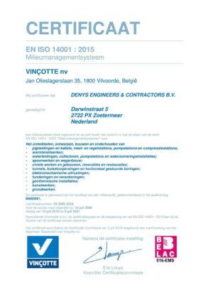 En Iso 14001 Denys Bv Nl 1