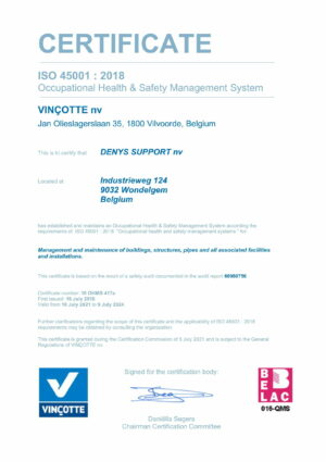 Iso45001 Denys Support Eng 1