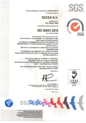 Issue 1 Iso 45001 2018 Nl 1