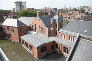 "20306 200 Stad Antwerpen €"" Sint Carolus Borromeuskerk 024"
