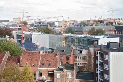 "20306 200 Stad Antwerpen €"" Sint Carolus Borromeuskerk 003"