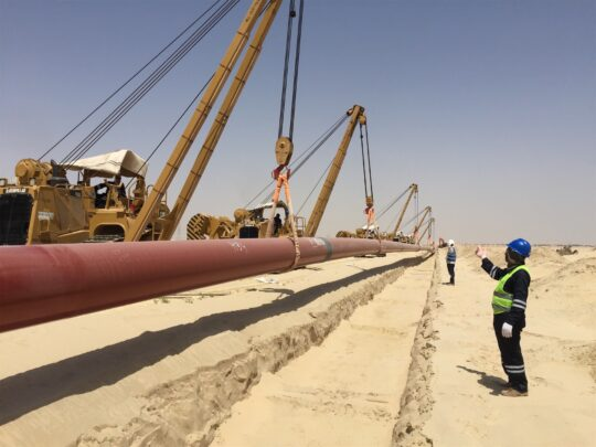 Pipeline Works