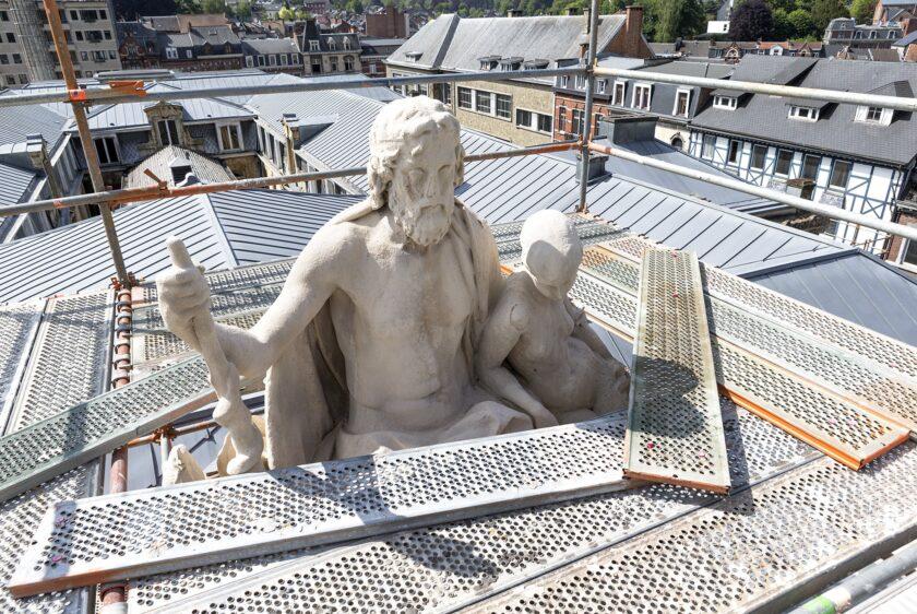 "20315 001 Stad Antwerpen €"" Protestantse Kerk 021"