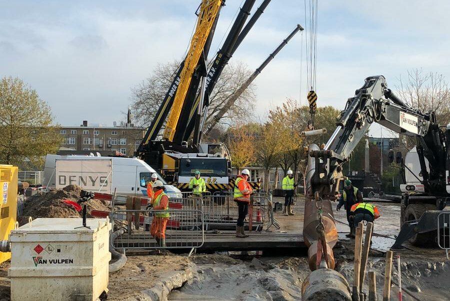 """14055 001 Vub €"""" Nieuwbouwproject Xy 002"""