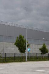 De Lijn Stelplaatsen Sint Niklaas  14042 001 Rdg Mah 4939