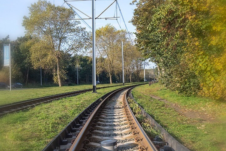 20254  De  Lijn  De  Haan    Wenduine Tramlijn 012  R