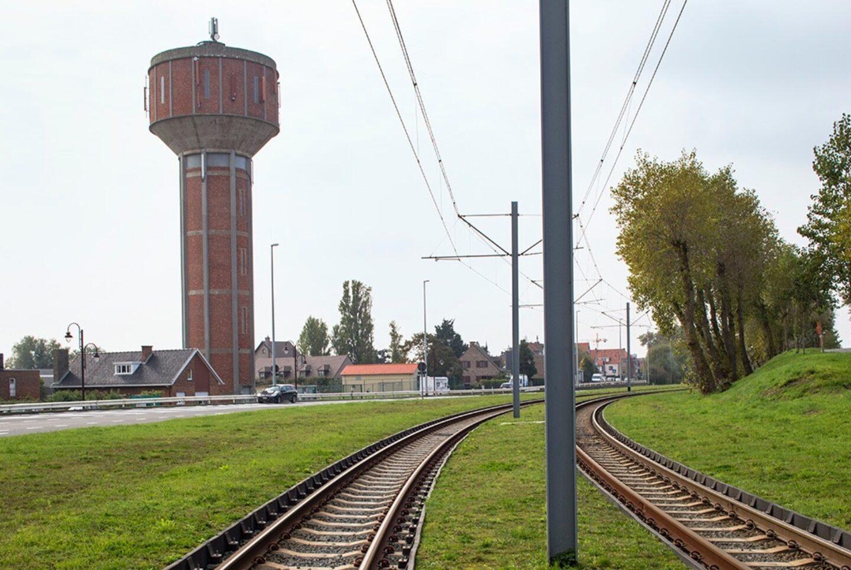 20254  De  Lijn  De  Haan    Wenduine Tramlijn  R 019
