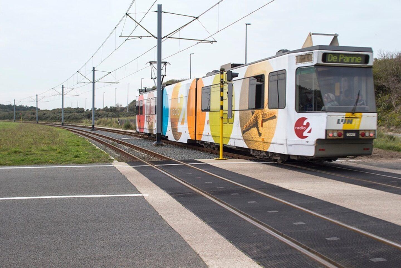 20254  De  Lijn  De  Haan    Wenduine Tramlijn  R 022