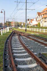 20254  De  Lijn  De  Haan    Wenduine Tramlijn  R 018