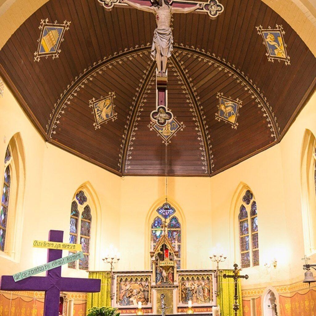 67413 200 Kerkfabriek Sint Martinus Sint Martenslinde Church R 010