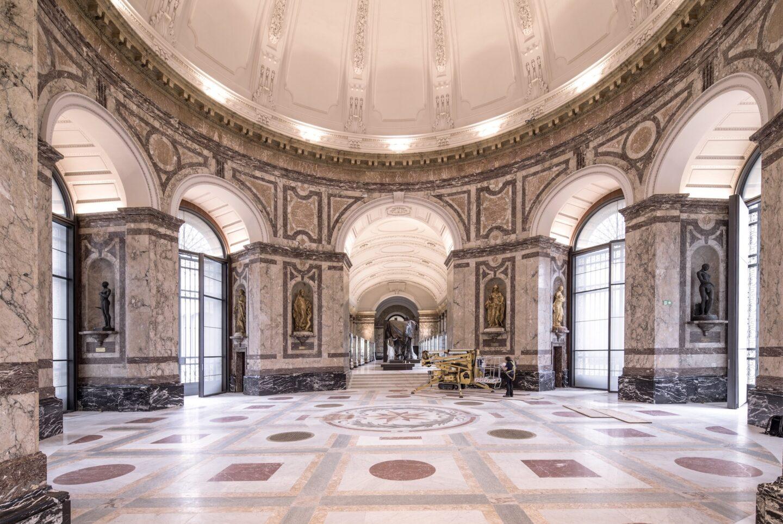 Koninklijk Museum Midden Afrika renovatie