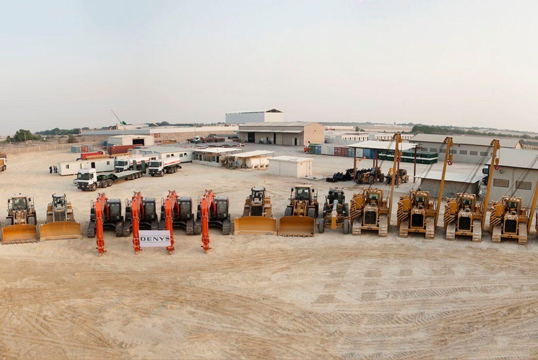 Panoramic Shot For Equipment 02