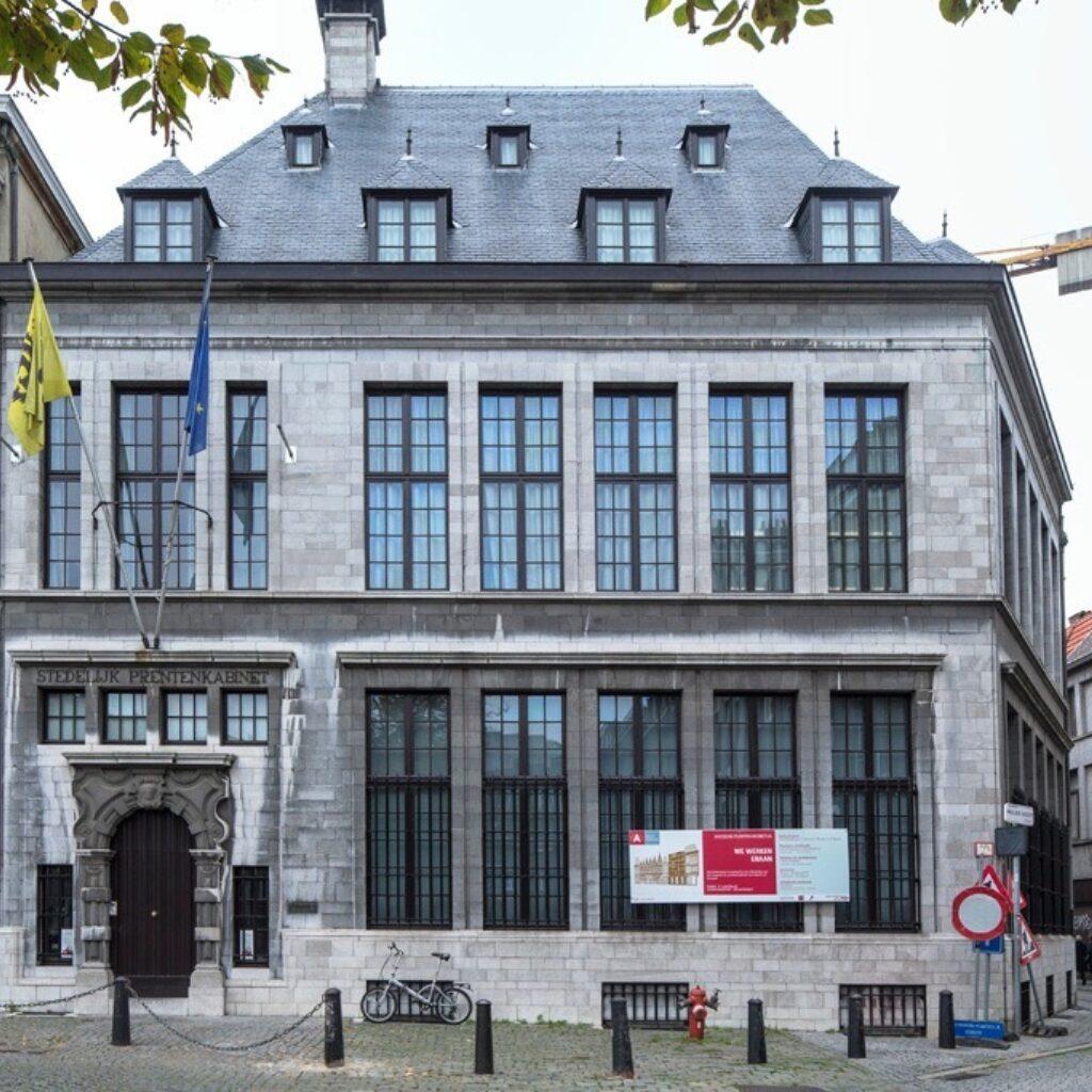 20287 001 Stad Antwerpen Antwerp Prentenkabinet 001
