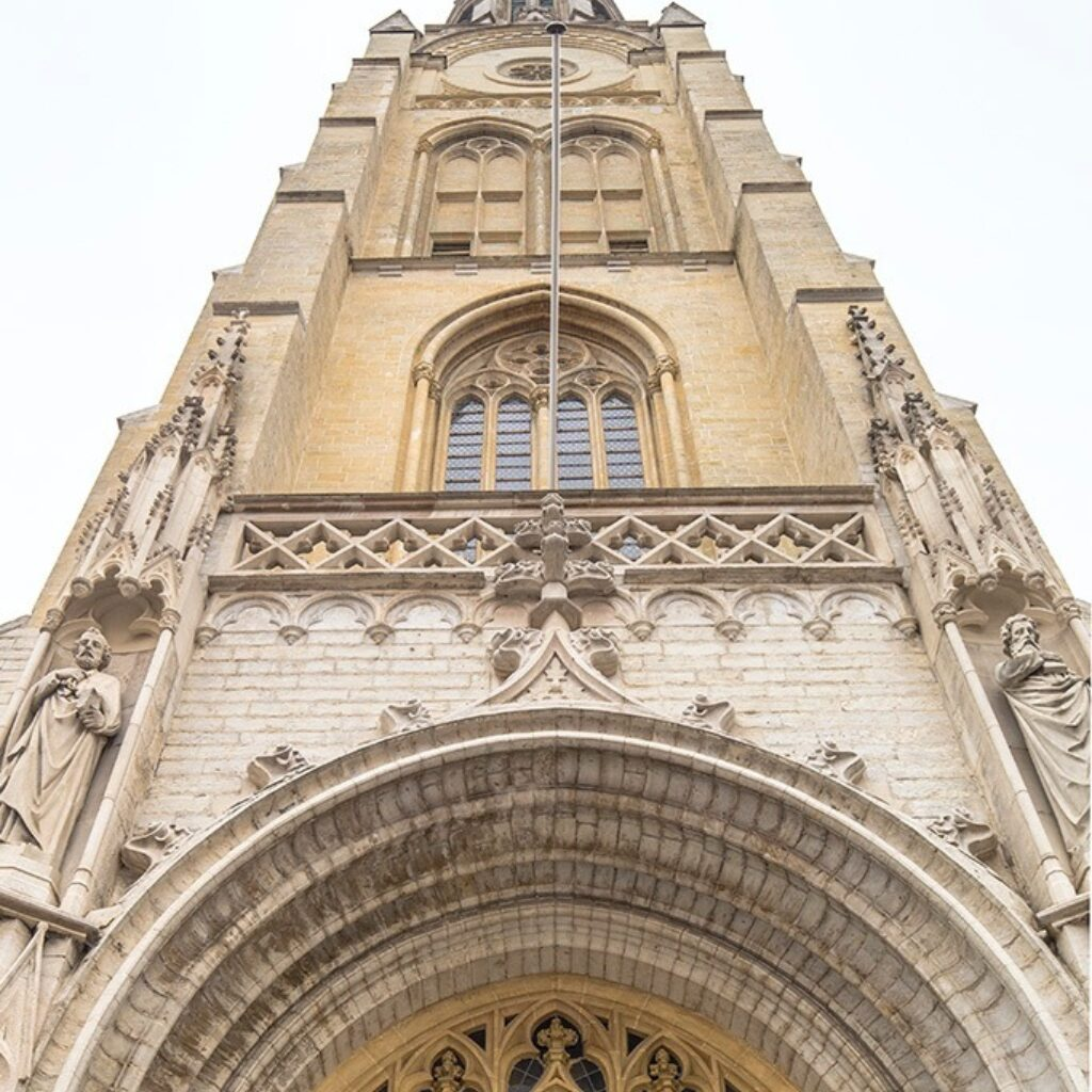 67400 200 Kerkraad Olv Hemelopneming Sint Truiden Church R 002