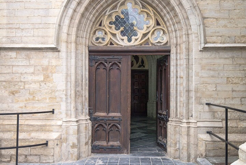 67400 200 Kerkraad Olv Hemelopneming Sint Truiden Church R 012